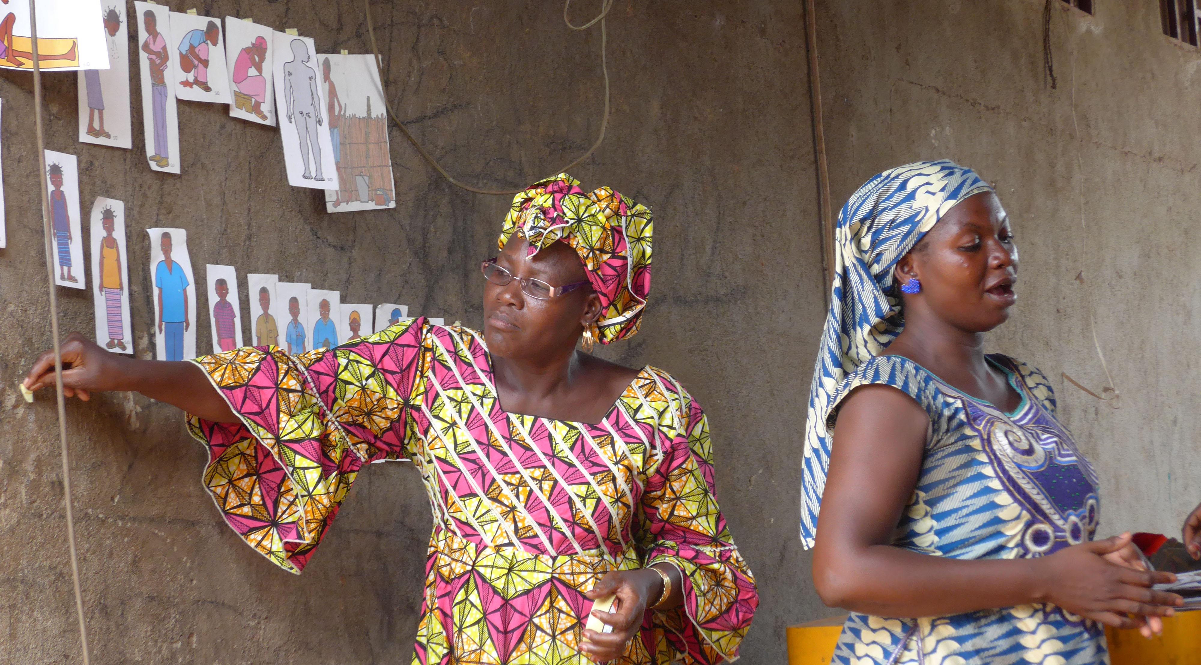 Eindrücke einer malischen Organisation
